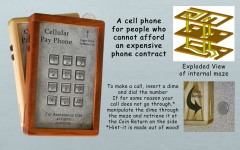 Cellular Pay Phone