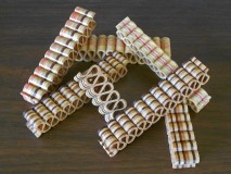 Ribbon Candy 1