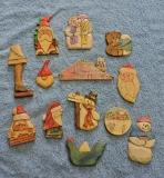 Snowmen, Santas & Norsk Items