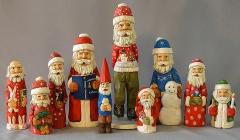 10 Santas
