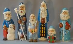 6 Santas