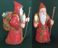 Medieval St Nicholas - Santa