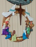 PC2 Nativity Wreath