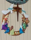 PC2 Dorrine Busta - Nativity Wreath