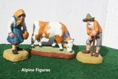 Alpine Figures