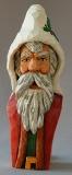 Victorian Olde World Santa Bust